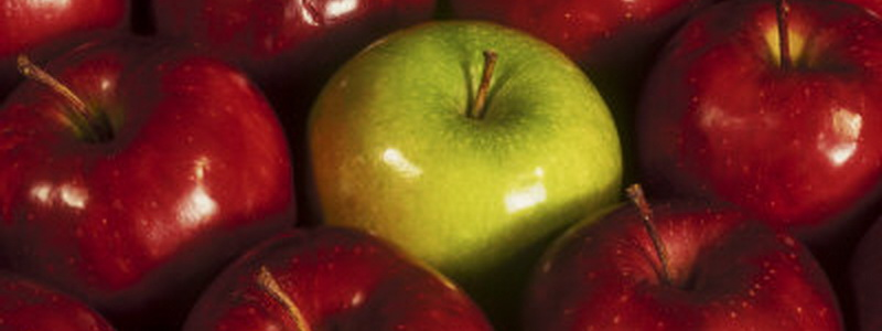 green-apple-among-red-apples